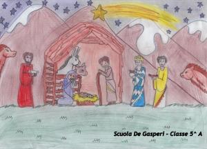 Scuola De Gasperi - Classe 5^ A